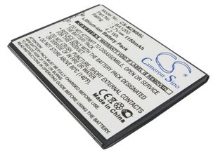 MeiZu M8, M8 16GB, M8 8GB akku 1150mAh/4.26Wh