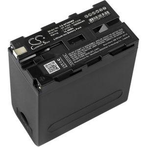 Sony CCD-RV100 akku 10200 mAh