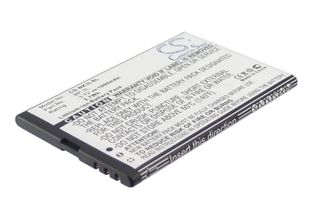 Nokia BP-3L yhteensopiva akku 1000 mAh