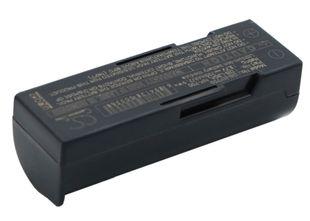 Pentax D-LI72 yhteensopiva akku 700 mAh