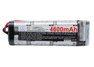 RC akku, Ni-MH 4600, 8,4V