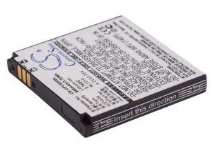 OPPO U539 akku 900mAh/3.33Wh