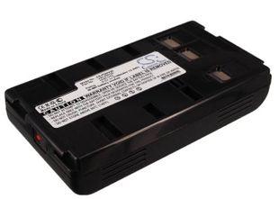JVC BN-V20, BN-V20U, BN-V20US, BN-V22, BN-V22U, BN-V24U, BN-V25, BN-V25U yhteensopiva akku 2100 mAh