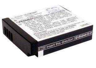 Panasonic DMW-BLH7, DMW-BLH7E, DMW-BLH7PP akku 600  mAh