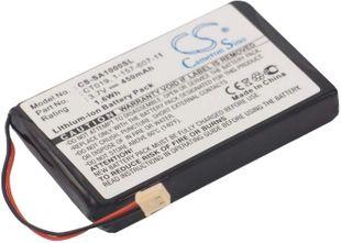 Sony NW-A1000, NW-A1200, NW-A1200s akku 450mAh/1.67Wh