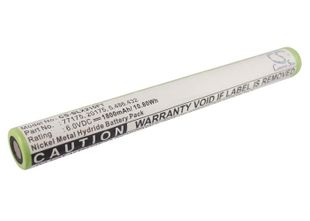 Streamlight SL20X-LED akku 1800mAh/10.8Wh