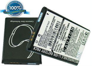 Samsung GT-E2520, GT-E2550, E2550, E2550 Monte Slider, M2510, GT-E1150, GT-E1150C, GT-M2710, GT-M2710C, GT-M2310, GT-S3030, GT-S3030C akku 650 mAh