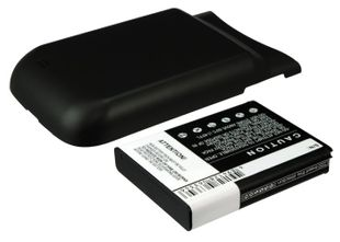 Samsung Galaxy W GT-I8150 tehoakku erillisellä takakannella - 2900 mAh