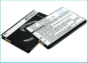 Samsung, GT-C3630, GT-C3630C, GT-S5350, GT-C3630C, GT-C3230  ,yhteensopiva akku 600 mAh