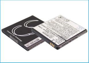 Samsung SCH-i500, Verizon SCH-I500, Fascinate, Fascinate i500, Mesmerize i500, Showcase i500 yhteensopiva akku 1500 mAh