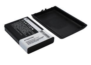 Samsung GT-I8700, Omnia 7 tehoakku erillisellä laajennetulla takakannella 2400 mAh