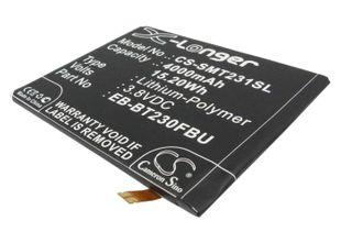 Samsung Galaxy Tab 4 7.0 Tabletin Akku