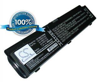 Samsung NP-N310 akku, 6600 mAh Musta
