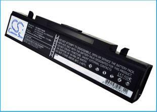 Samsung Q318,  R510,  R468, R710, R522 akku 6600 mAh Musta