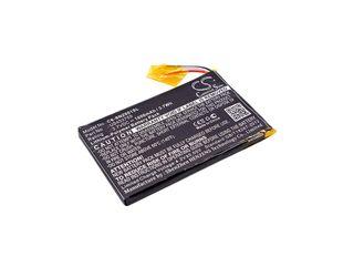 Sony NWZ-ZX1 akku 1000mAh