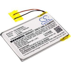 Sony MDR-XB650BT, MDR-XB950B1, MDR-XB950BT akku 550mAh / 2.04Wh