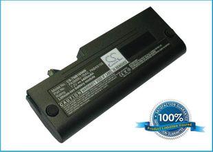 Toshiba NB100, NB100/H, NB100/HF akku 4400mAh