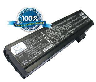 Fujitsu-Siemens Amilo PA 1510, Pa 2510, Pi 2512, Pi 2515 Pi 1505, Li 1818,Li 1820 akku 4400 mAh