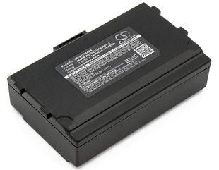 VeriFone Nurit 8040, Nurit 8400, Nurit 8400 PCI COMPLIANT akku 3400mAh