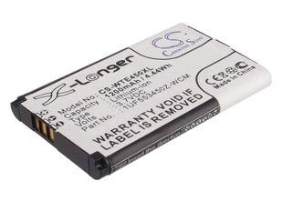 Wacom CTH-470, CTH-470S, CTH-670 akku 1200mAh/4.44Wh