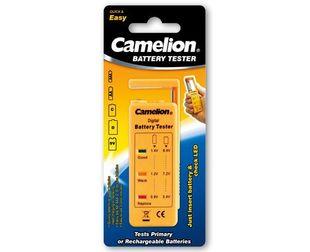Camelion BT-0503 Paristojen ja akkujen testaaja