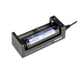 XTAR MC2 Plus Kannettava Li-ion / IMR / ICR USB-laturi
