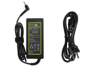 Green Cell 65W Acer Laturi 19V 3.42A - Liitin 3.0*1.0
