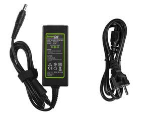 Green Cell Samsung NC10 19V laturi verkkovirta 40W 5.5 x 3.0 mm + keskipinni liittimellä