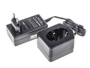 Green Cell Yleislaturi Hitachi 8,4 - 18 voltin NiMh ja NiCd akuille