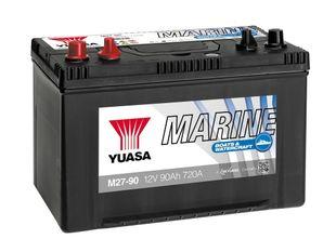 Yuasa M27-90 12V 90Ah 720CCA Marine akku