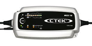 CTEK MXS 10 12V 10A laturi