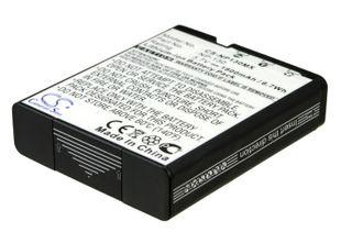 Casio NP-130 yhteensopiva akku - 1800 mAh