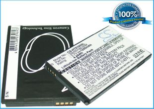 HTC EVO Shift 4G, A7373, Knight, Speedy, PG06100 yhteensopiva akku - 1200 mAh