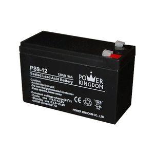 Power Kingdom / Ironcell 12V 9Ah lyijyhyytelö akku T2