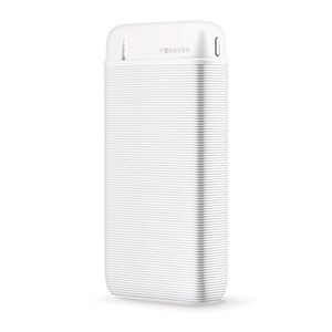 Forever Powerbank varavirtalähde 20 000 mAh TB-100L - Valkoinen