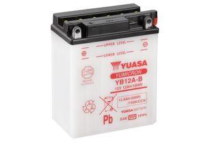 Yuasa YB12A-B 12Ah Yumicron Käynnistysakku
