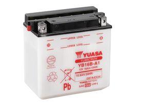 Yuasa YB16B-A1 16Ah Yumicron Käynnistysakku