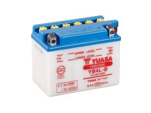 Yuasa YB4L-B 4Ah Yumicron Käynnistysakku