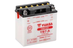 Yuasa YB7-A 8Ah Yumicron Käynnistysakku
