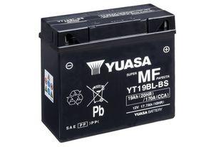 Yuasa YT19BL-BS 17,7Ah Maintenance Free Käynnistysakku