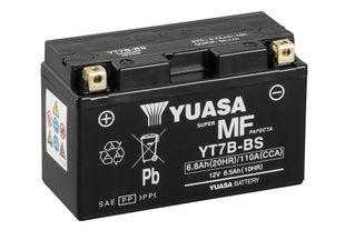 Yuasa YT7B-BS 6,5Ah Maintenance Free Käynnistysakku
