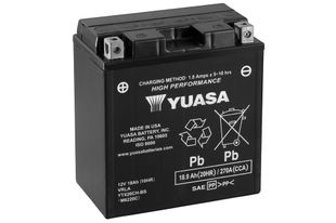 Yuasa YTX20CH-BS 18Ah High Perfomance Käynnistysakku
