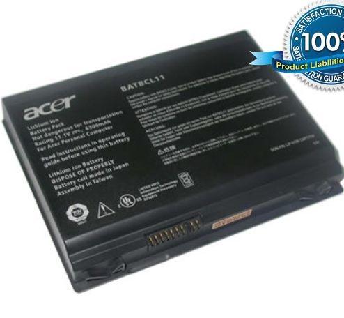 Acer TravelMate 430, TravelMate 434, TravelMate 420, TravelMate 422 XC, TravelMate 426 LC, TravelMate 427 LC akku 6300 mAh