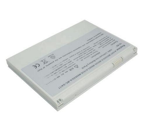 Apple PowerBook G4 17  akku 5400 mAh