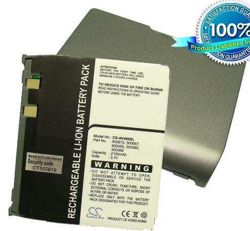 Archos AV420, PMA4000, PMA430, AV400 20GB akku 2150 mAh