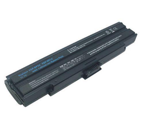 Sony VAIO VGP-BPL4, VGP-BPL4A, VGP-BPS4, VGP-BPS4A  akku 8800 mAh