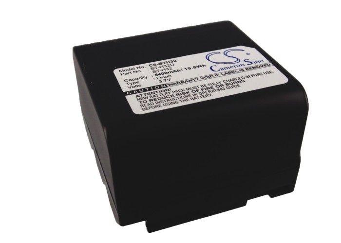 Sharp BT-H32, BT-H32U yhteensopiva akku 5400 mAh