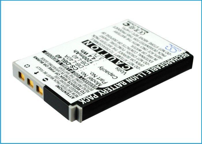Sanyo DB-L40, DB-L40A, DB-L40AU yhteensopiva akku 1200 mAh