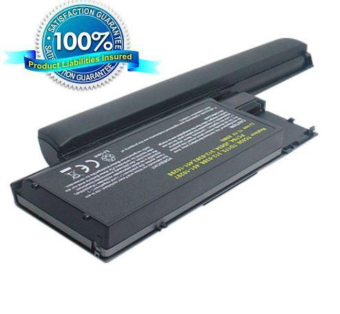 Dell Latitude D620 akku 7200 mAh