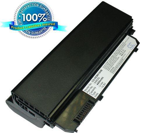 Dell Mimi 9, Inspiron 910, PP39S akku 4400 mAh